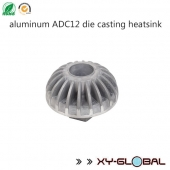 China aluminum ADC12 die casting heatsink factory