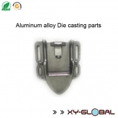 China aluminum a380 machine part Die casting sandblasting treatment factory
