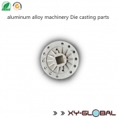 China aluminum alloy machinery Die casting parts factory