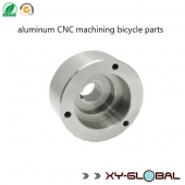 China aluminum cast manufactory, Aluminum CNC machining bicycle parts factory