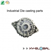 China aluminum casting manufacturer, Aluminum Die casted engine shell factory