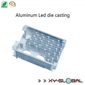 China aluminum die casting parts, Aluminum Led die casting factory