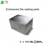 China aluminum die casting parts, Customized Die casting electrical enclosure factory