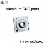 China aluminum die casting parts, aluminum cnc machining parts assembly with plastic parts factory