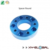 China kilang Cnc precision machined parts factory, Spacer Round