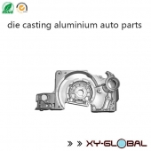China die casting aluminium auto parts factory