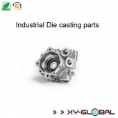 China kilang die casting die China, OEM Aluminium Die casting servo pump parts housing with CNC machining