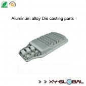 China die casting products supplier, A356 Cast aluminium alloy Die casting street light housing factory