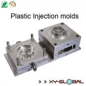 China injection mold design company, plastic mold technology in china factory