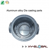 China mechanical parts Die casting aluminum alloy a380 polishing factory