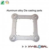 China mechanical parts Die casting aluminum alloy adc12 polishing factory