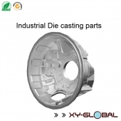 China steel casting foundry China, Die casting clutch housing for automobile factory