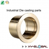 China supreme machined parts, Customized cast bronze bushings factory