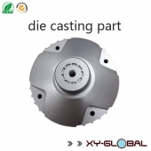 China zinc alloy Die casting cover for electrical motor factory