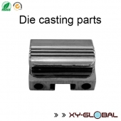 China zinc alloy zamak die casting part for heatsink instrument factory