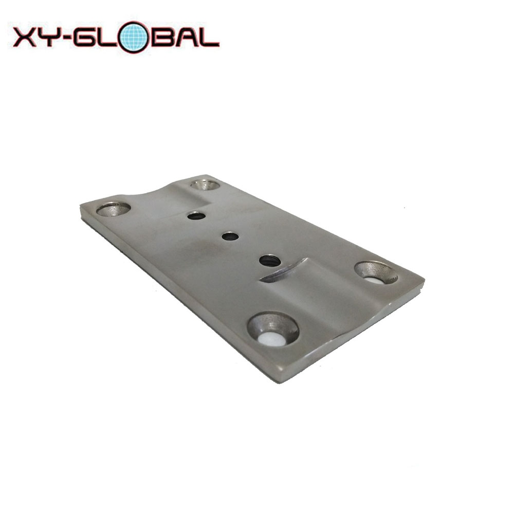 Design Cnc Machining Fixture Clamps Plate For Cnc